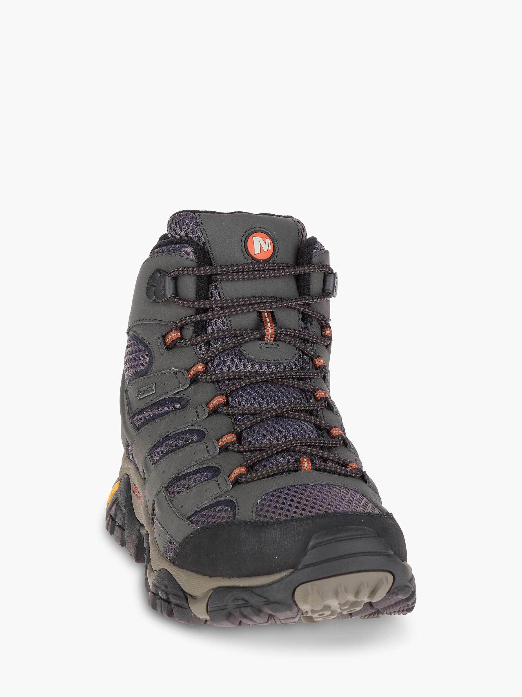 Excellente qualité codes promo nouveau sélection Merrell MOAB 2 Mid Men's Waterproof Gore-Tex Hiking Boots ...