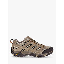 Buy Merrell Men's Moab Ventilator 2 Hiking Shoes, Pecan Online at johnlewis.com