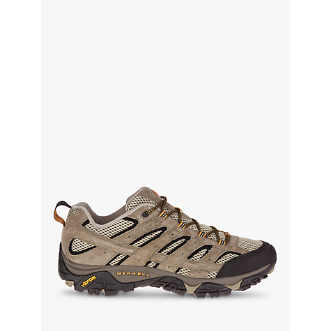 Merrell Men S Moab Ventilator 2 Hiking Shoes Pecan Online At Johnlewis