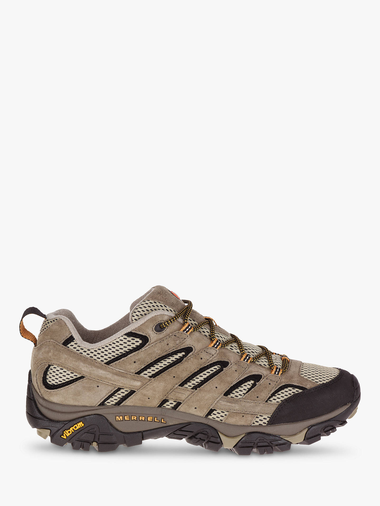 new styles 20734 24c33 Buy Merrell Men s Moab Ventilator 2 Hiking Shoes, Pecan, 7 Online at  johnlewis.