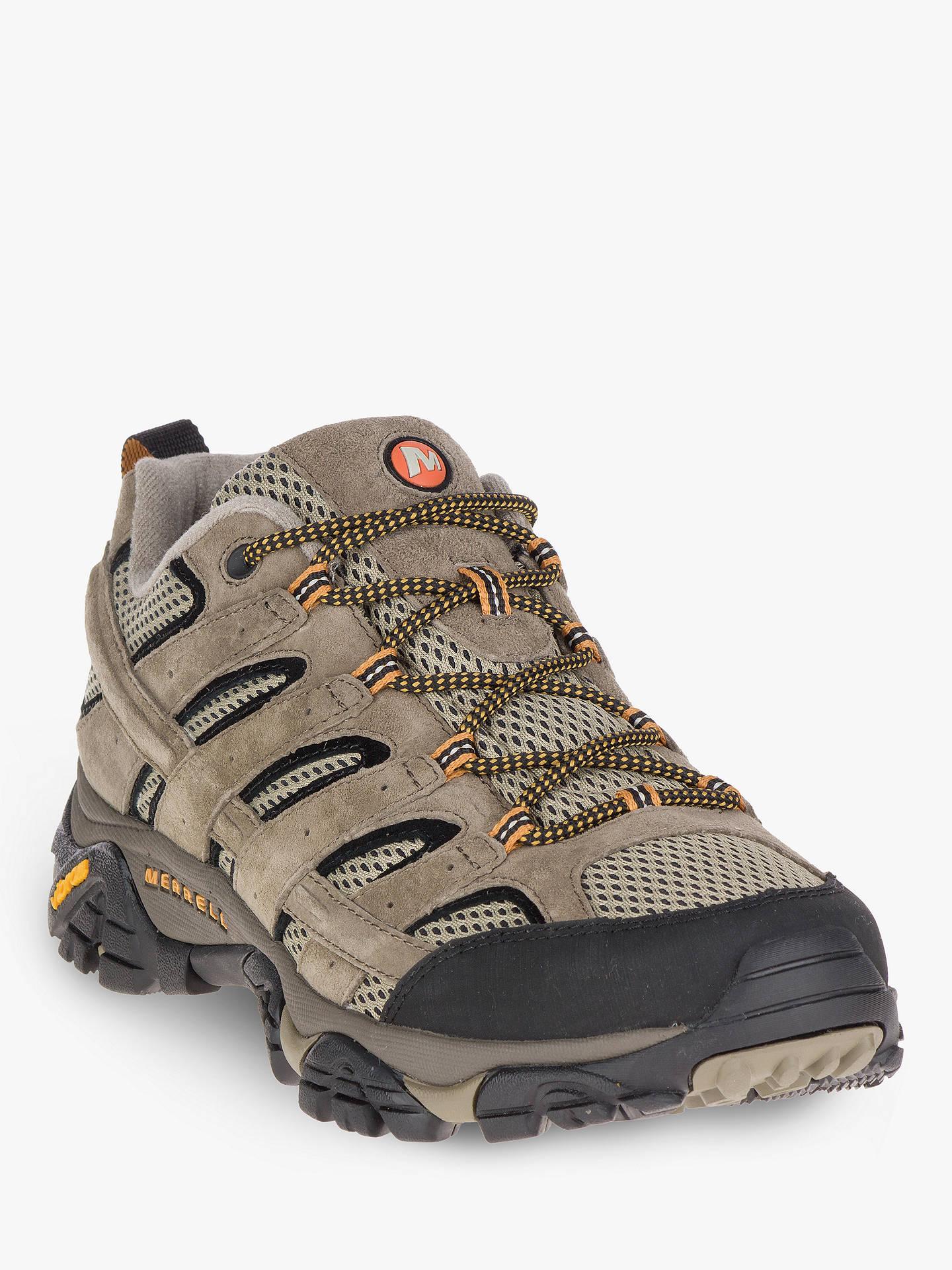 631270f581d Merrell Men's Moab Ventilator 2 Hiking Shoes, Pecan