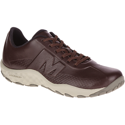 Merrell Sprint Lace AC+ Leather Trainers, Espresso
