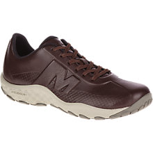 Buy Merrell Sprint Lace AC+ Leather Trainers, Espresso Online at johnlewis.com