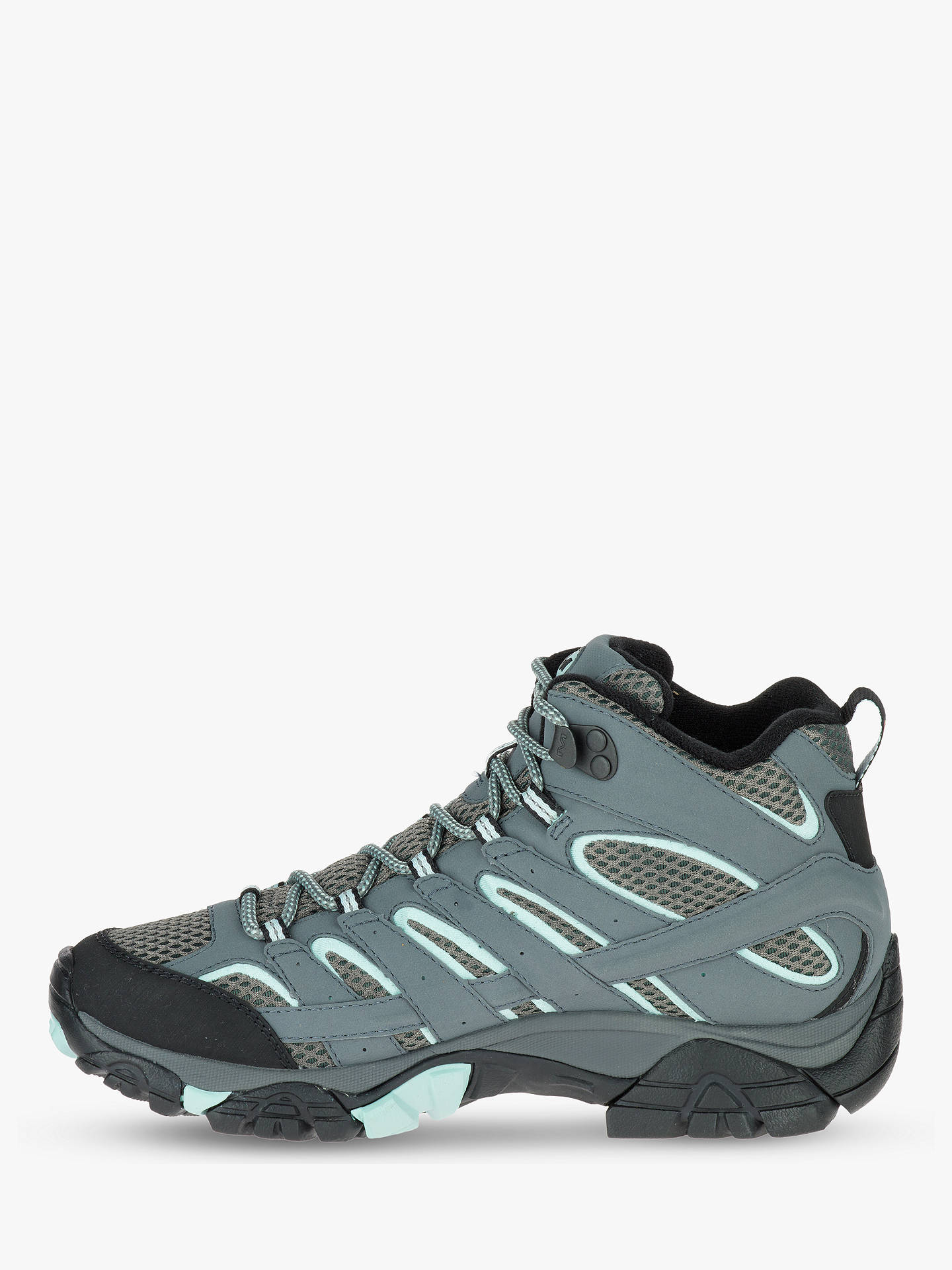 37838be9472 Merrell MOAB 2 Mid GORE-TEX Women's Hiking Boots, Sage