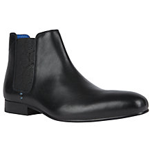 Buy Ted Baker Kayto Leather Chelsea Boots Online at johnlewis.com