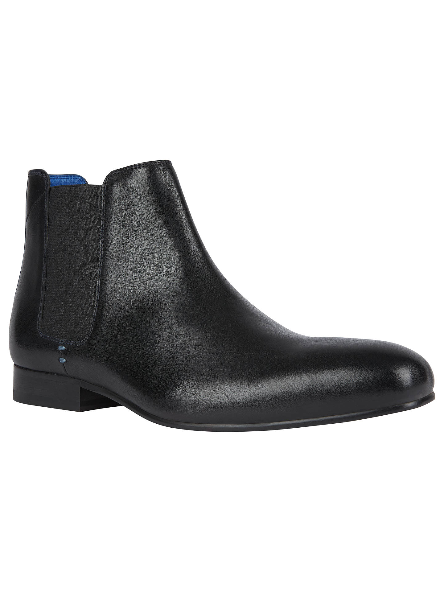 df8c5dd06660 Ted Baker Kayto Leather Chelsea Boots at John Lewis   Partners