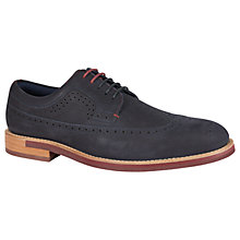 Buy Ted Baker Fanngo Derby Brogues Online at johnlewis.com