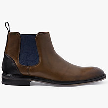Buy Ted Baker Zilpha Chelsea Boots, Tan Online at johnlewis.com