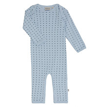 Buy Wheat Baby Star Footless Playsuit Online at johnlewis.com