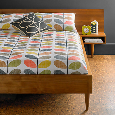 Orla Kiely Scribble Stem Cotton Bedding