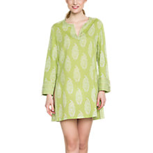 Buy East Anokhi Bamzai Kurta Tunic, Kiwi Online at johnlewis.com