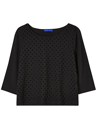 b7fb8be75cdddb Winser London Broderie Anglaise Top