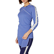 Buy Helly Hansen Lifa Stripe Base Layer Crew Top Online at johnlewis.com