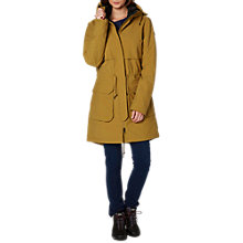 Buy Helly Hansen Boyne Waterproof Women's Parka Jacket, Brown Online at johnlewis.com
