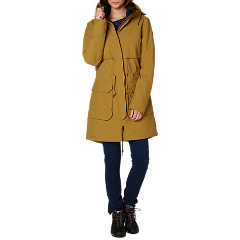 Buy Helly Hansen Boyne Waterproof Women's Parka Jacket, Brown ...