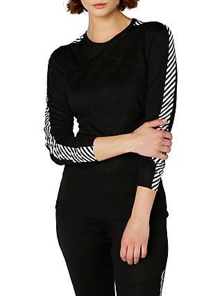Helly Hansen Lifa Stripe Base Layer Crew Top