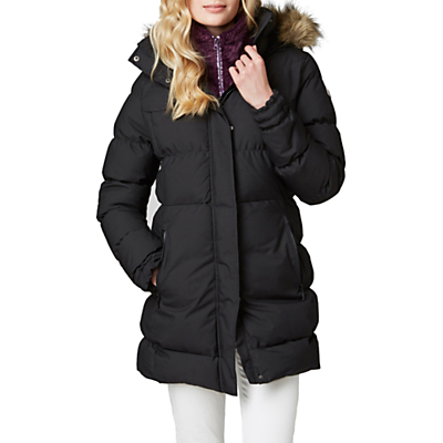 Helly Hansen Blume Puffy Women's Waterproof Parka Jacket, Black