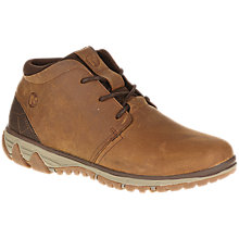 Buy Merrell All Out Blazer Chukka Boots, Tan Online at johnlewis.com