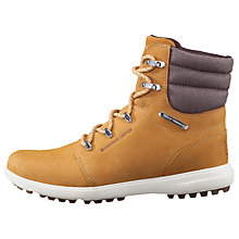 Buy Helly Hansen A.S.T 2 Waterproof Leather Women's Boots, Wheat Brown Online at johnlewis.com