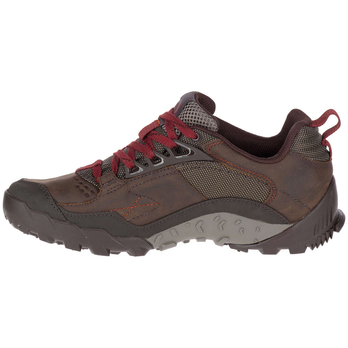 Merrell Annex Trex Hiking Shoes Clay at John Lewis