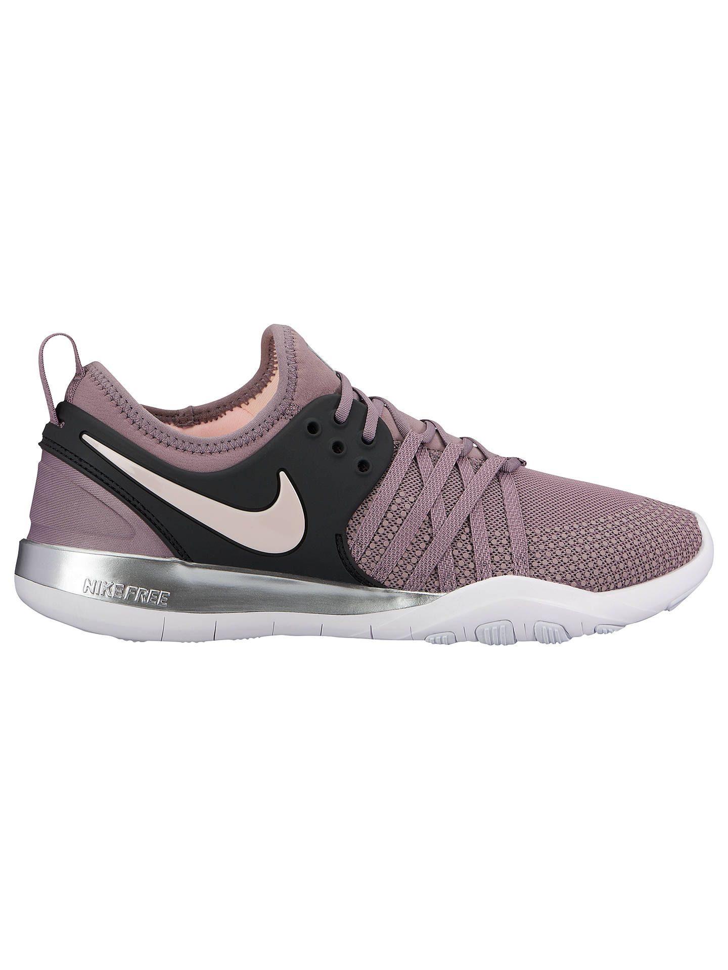 outlet store e365c e2b6a Buy Nike Free TR 7 Bionic Women s Training Shoes, Grey Black, 4 Online ...