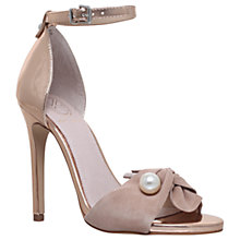 Buy KG by Kurt Geiger Hermione Stiletto Heeled Sandals Online at johnlewis.com