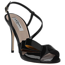 Buy L.K. Bennett Erica Formal High Heel Sandals Online at johnlewis.com