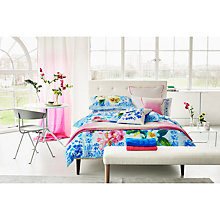 Buy Designers Guild Majolica Print Cotton Bedding Online at johnlewis.com