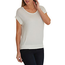 Buy Betty & Co. Cap Sleeve Textured Top Online at johnlewis.com