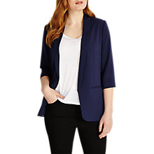 Buy Studio 8 Rita Jacket, Navy Online at johnlewis.com
