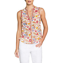 Buy East Anokhi Lalita Blouse, Multi Online at johnlewis.com