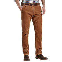 Buy Barbour Neuston Fine Cord Trousers Online at johnlewis.com