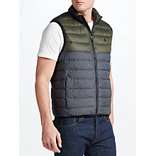 Buy Polo Golf by Ralph Lauren Pack Down Fill Gilet Online at johnlewis.com