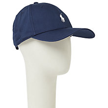 Buy Polo Golf by Ralph Lauren Fairway Cap, One Size, French Navy Online at johnlewis.com