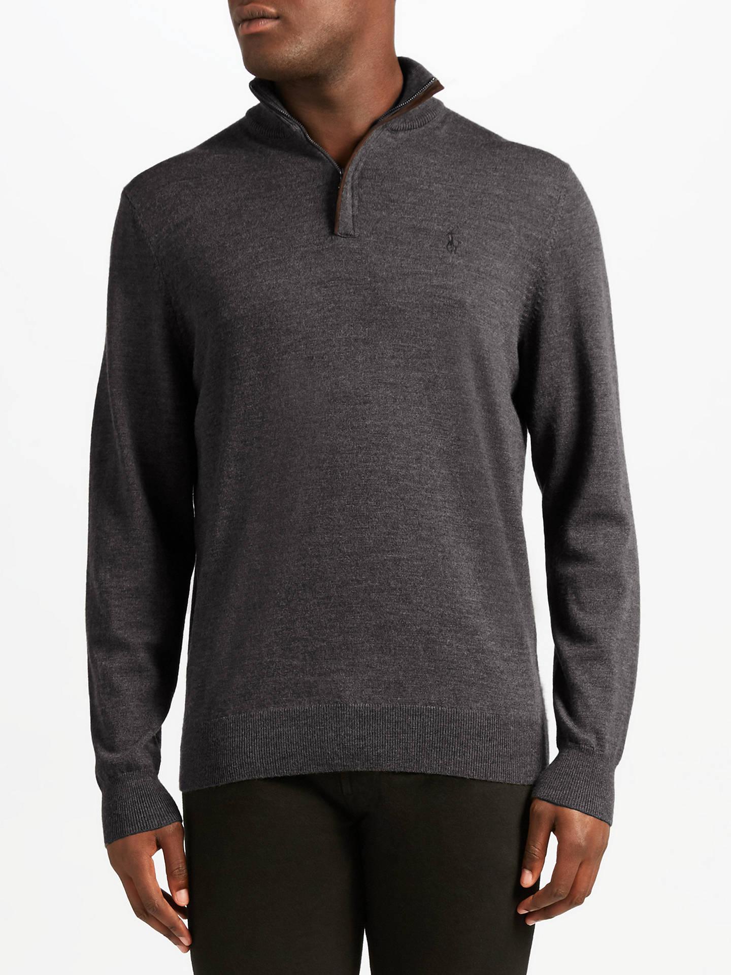 8bfc4f394 Buy Polo Golf by Ralph Lauren Long Sleeve Half Zip Jumper
