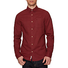 Buy Original Penguin Pigment Long Sleeve Shirt Online at johnlewis.com
