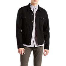Buy Levi's The Trucker Jacket Online at johnlewis.com