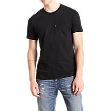 Buy Levi's Short Sleeve Sunset Pocket T-Shirt Online at johnlewis.com