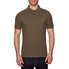 Buy Original Penguin Raised Rib Polo Top Online at johnlewis.com