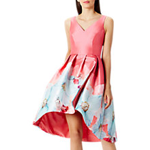 Buy Coast Sophie Printed Midi Dress, Multi Online at johnlewis.com