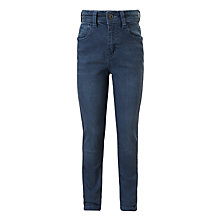 Buy John Lewis Boys' Over Dyed Skinny Fit Jeans, Blue Online at johnlewis.com