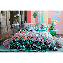 Buy Kas Mosi Print Cotton Bedding Online at johnlewis.com