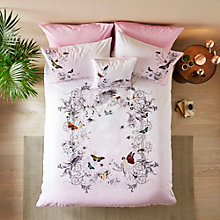 Buy Ted Baker Enchanted Print Cotton Bedding Online at johnlewis.com