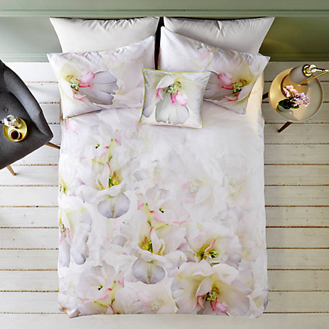Buy Ted Baker Gardenia Cotton Bedding Online at johnlewis.com