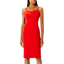 Buy Coast Scarlett Shift Dress, Red Online at johnlewis.com