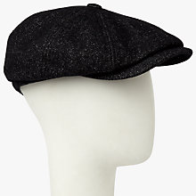 Buy Ted Baker Gladstn Wool Blend Baker Boy Cap Online at johnlewis.com
