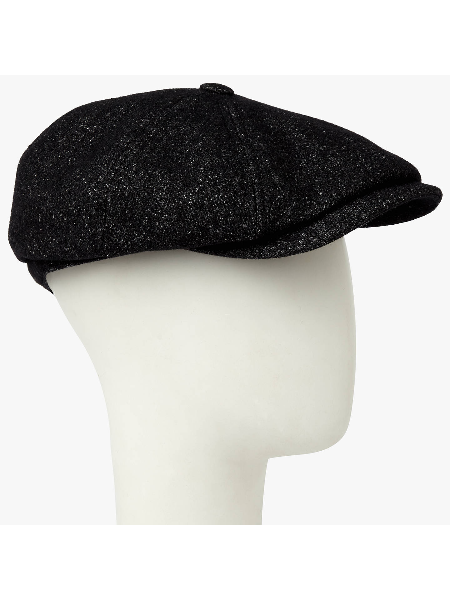 fc9f1d59044 Ted Baker Gladstn Wool Blend Baker Boy Cap at John Lewis   Partners