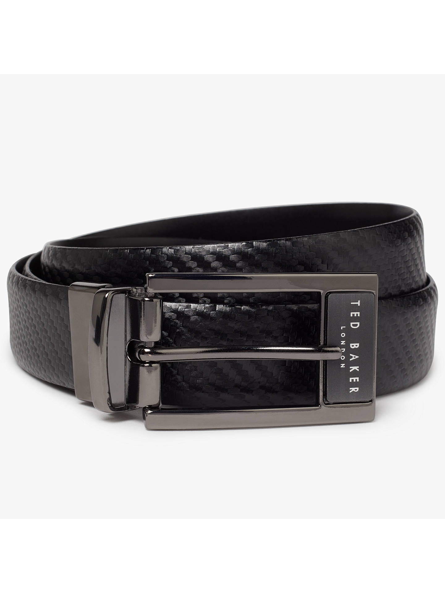 94a4878326adc Buy Ted Baker Hibisis Reversible Leather Belt