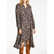 Buy AND/OR Fifi Fan Floral Dress, Multi Online at johnlewis.com