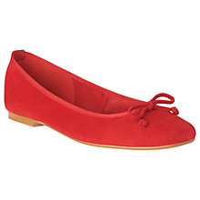 Buy L.K. Bennett Chelsey Ballet Pumps Online at johnlewis.com
